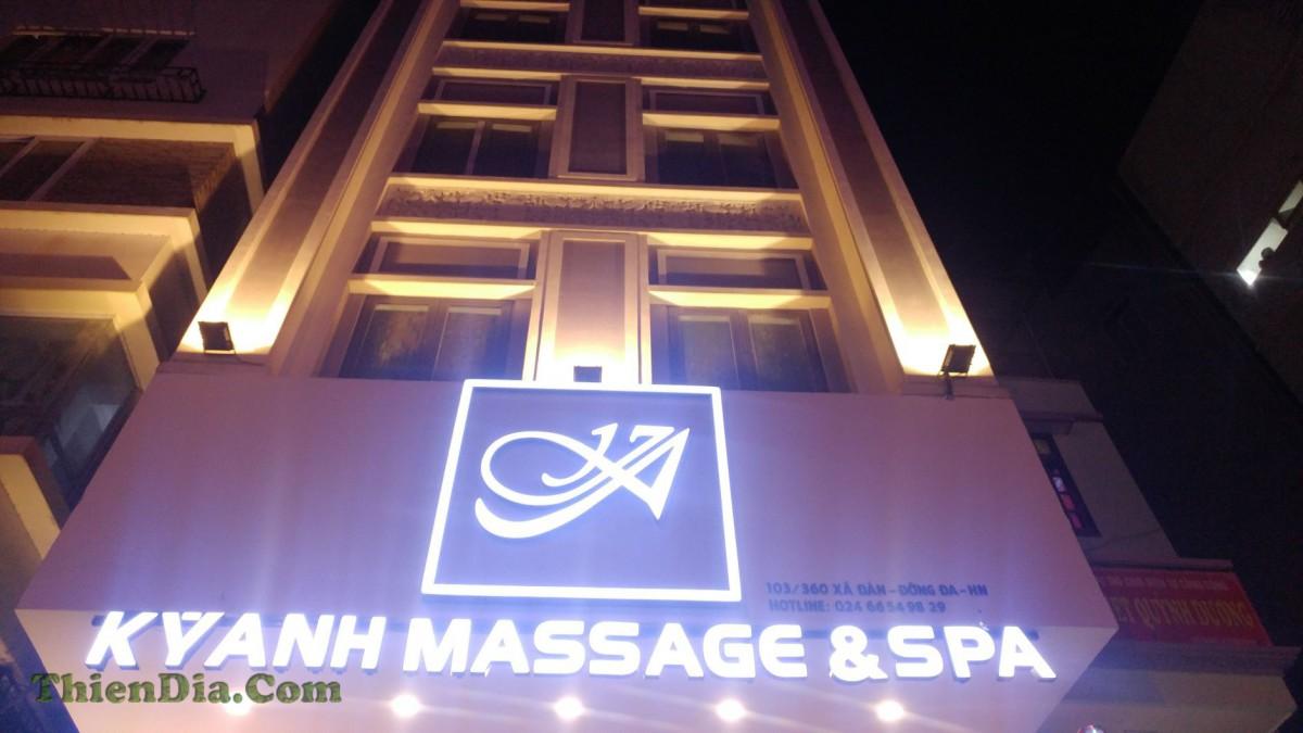[VIP] Massage Kỳ Anh – Xã Đàn - Đẳng Cấp Hà Nội Khuyến Mại Shock 50% các hạng vé - có .... ?